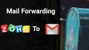 Zoho and Gmail