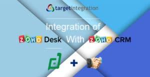 Zoho desk integration with zoho crm