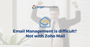 Email Management is difficult Not with Zoho Mail