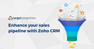 Enhance your sales pipeline with Zoho CRM