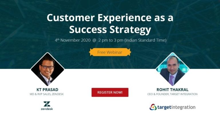 Customer Experience Webinar Blog Banner