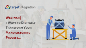 Webinar Manufacturing Automation